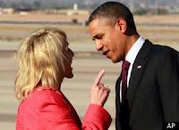 Brewer & Obama